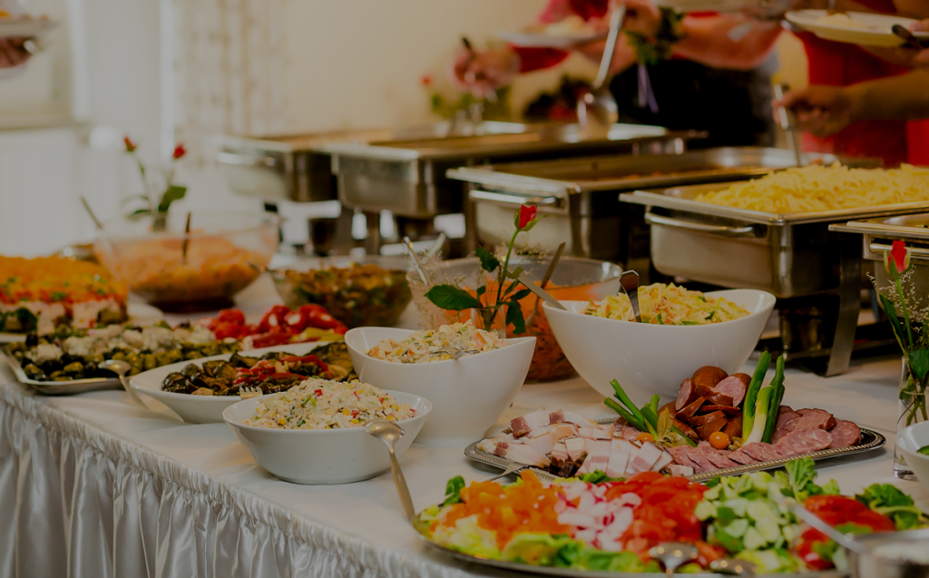 We offer Italian, American and Vegan options for Catering
